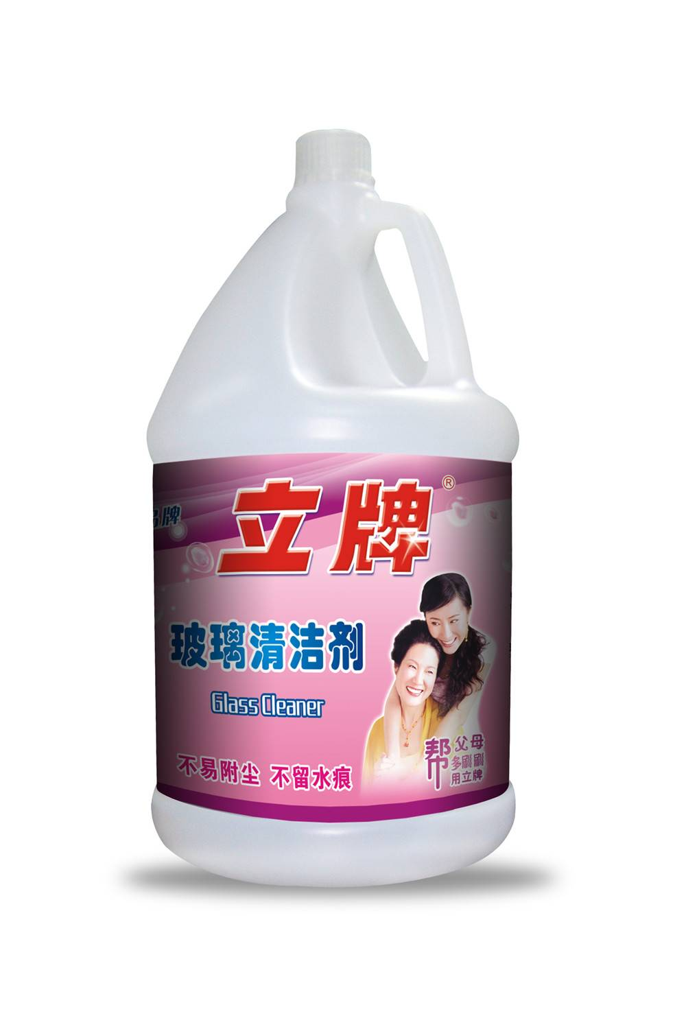 Glass Cleaner, Detergent, 3.8kg, Accepted OEM Orders, Daily detergent