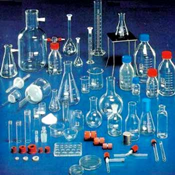 Laboratory glassware and equipment