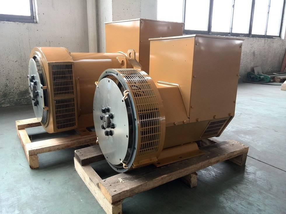 STC Three Phase Brushless 125kVA 100kw AC Alternator