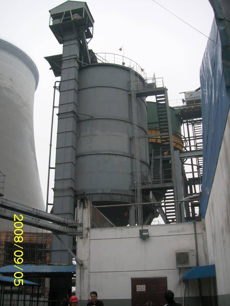 gypsum powder production line