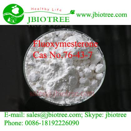 Fluoxymesterone/Cas No.76-43-7