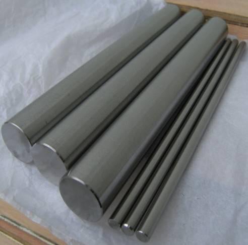 Pure ASTM B348 GR1 Titanium bar