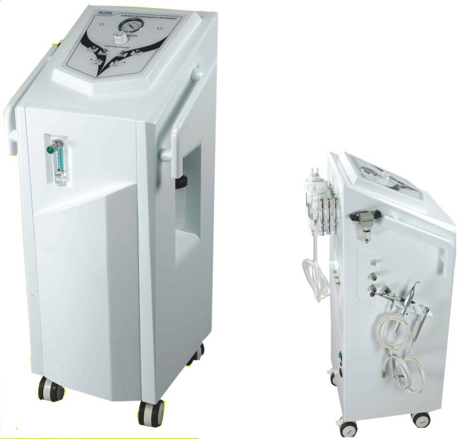 Deluxe Oxygen Skin Care System(IB-3000)