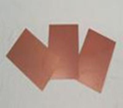 Epoxy Glass Cloth Copper Clad Laminates
