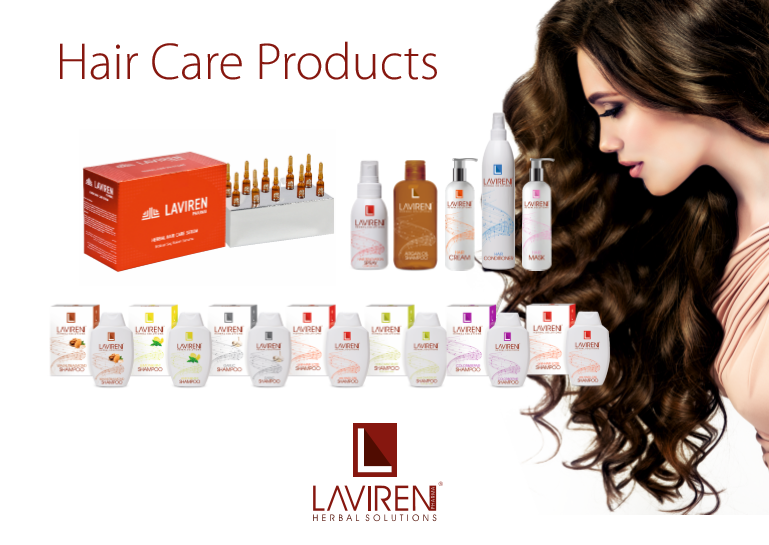 Herbal Hair care products, hair conditioners, masks