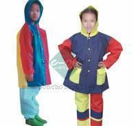 Raincoat/PEVA Raincoat/EVA Raincoat/Plastic Raincoat/Kids Raincoat/children Raincoats