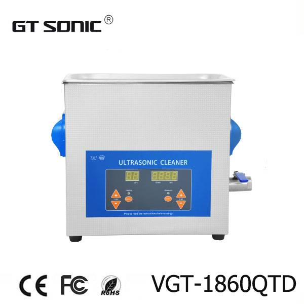 ultrasonic cleaner used dental tools cleaning VGT-1860QTD
