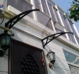 Polycarbonate Awning,Door Canopy,PC Canopy,DIY Awning