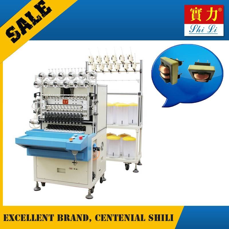 Spindle Automatic Taping and Winding Machine