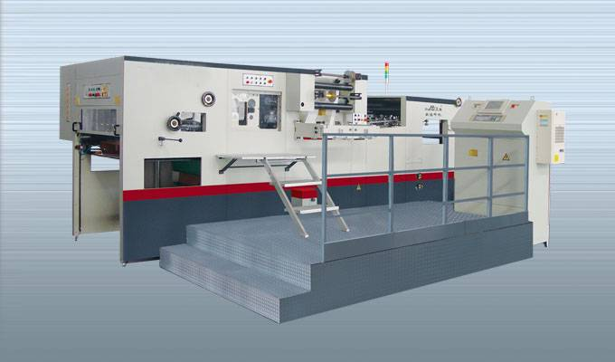 Automatic Foil Stamping and Die cutting machine XATYM-1050C