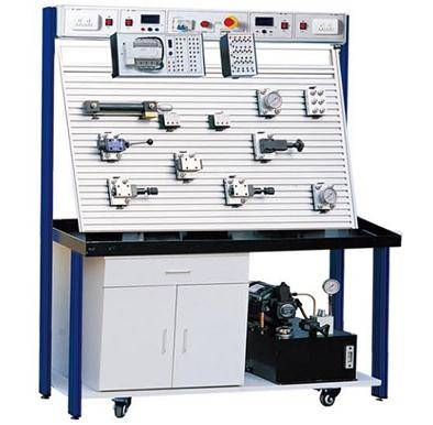 Sell ZM608DH Electrical,Hydraulic Control Technology Training Equipment
