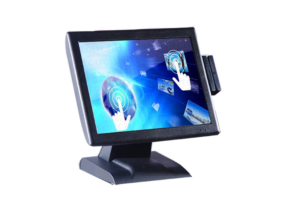 Hot sale 15 all in one touch pos pc
