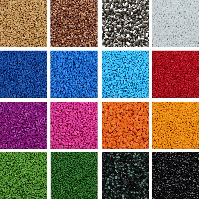 Hot Sale Plastic Color Masterbatch Additive Masterbatch