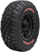 General Tire 37X12.50R17LT, Grabber