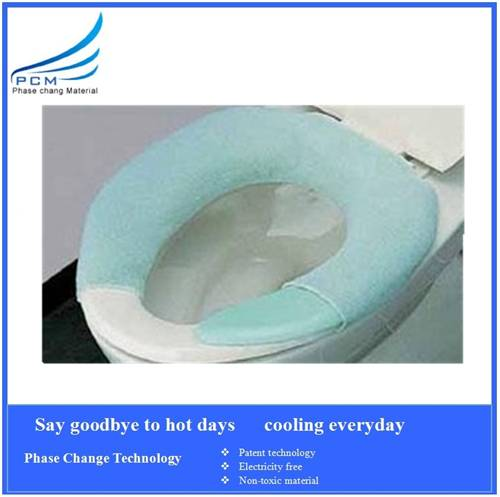 summer bathroom gel toilet seat covers and mats