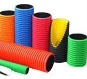 DWC DOUBLE WALL CORRUGATED DUCTS TUBES PIPES CORRUGATED CONDUITS