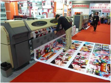 NORTH STAR JET (NS 3200) Large format printer