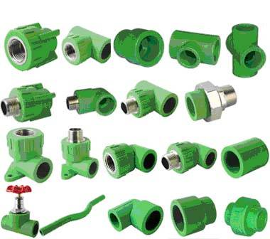 PPR pipe-plastic pipe-water pipe-pipe fitting