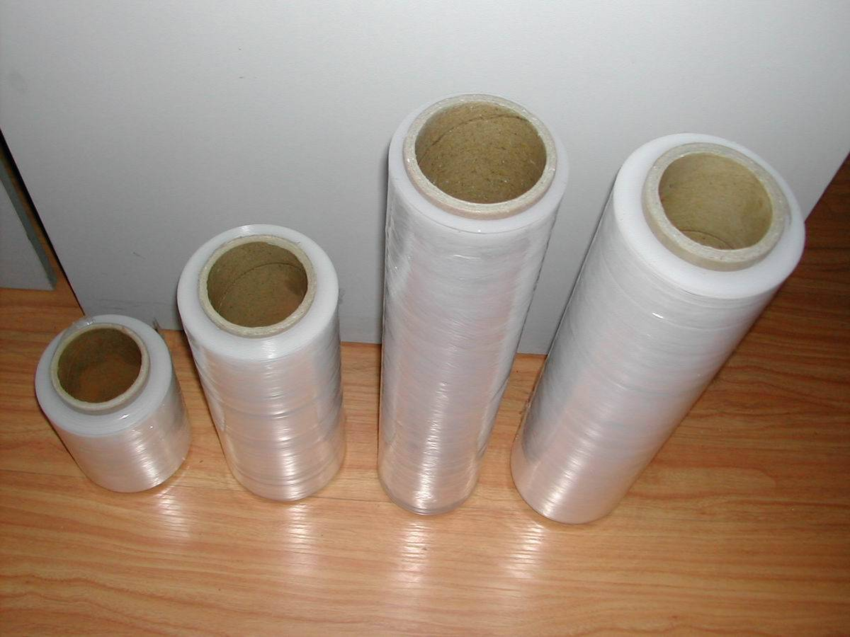 offer kinds of LDPE stretch film, LDPE  film