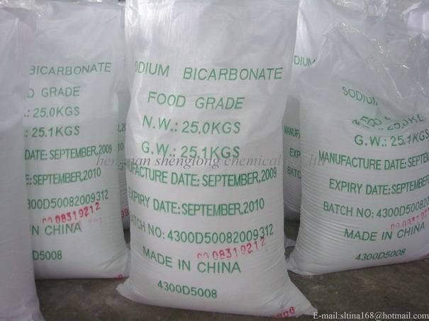 Supply Sodium Bicarbonate