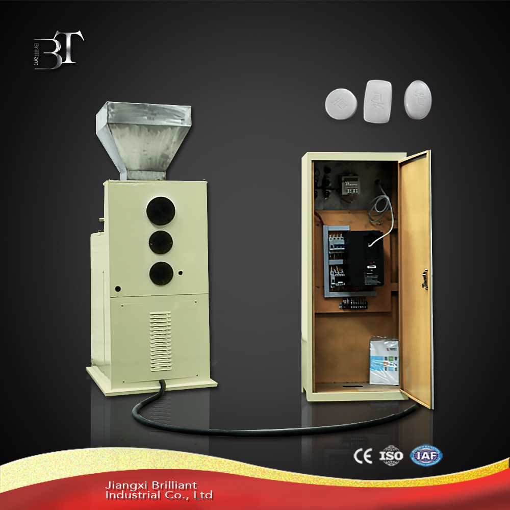 High output soap plodder machine