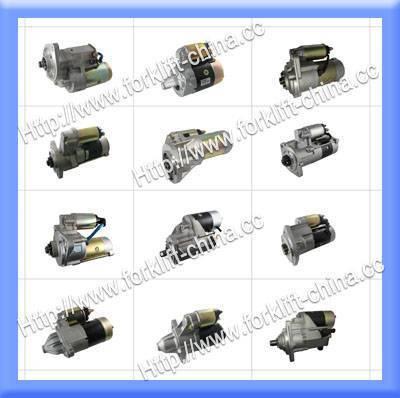 Forklift Parts Starter Motor