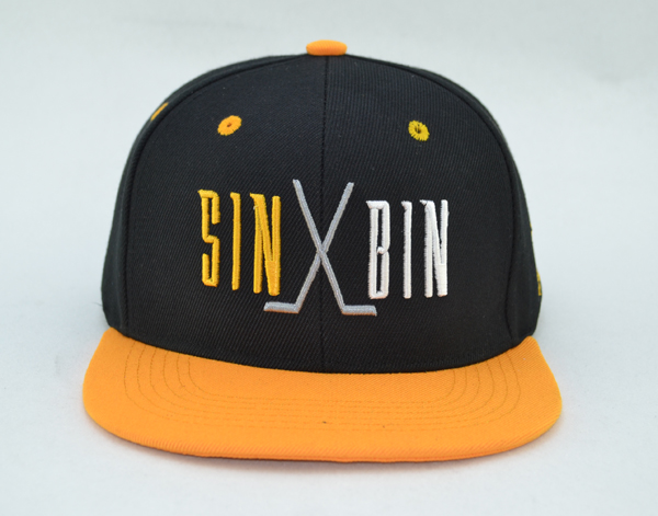Good snapback hat, custom logo
