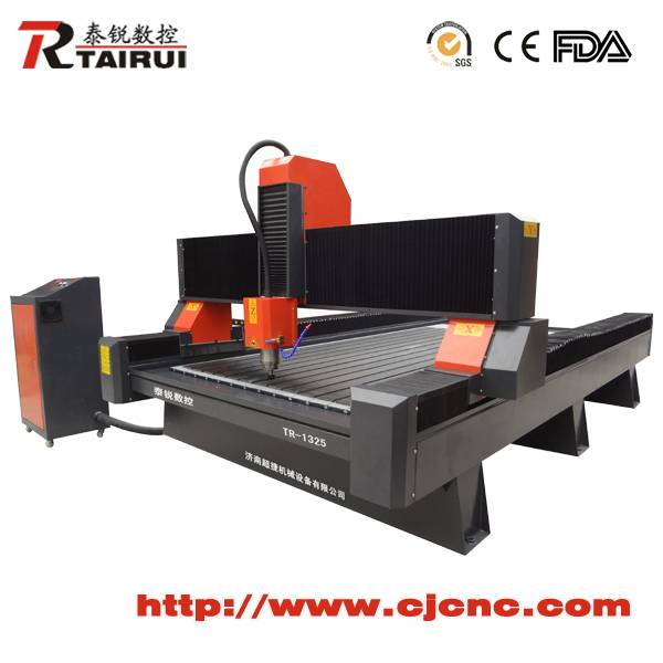 TR1325 3d cnc stone router/stone cnc router for marble
