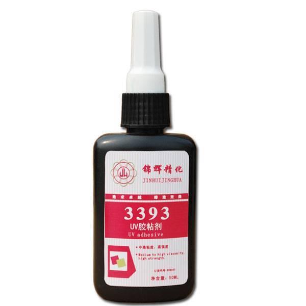 UV adhesive JH3393, Loctite 3393 quality,Ultraviolet adhesive