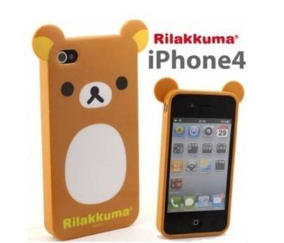 Rilakkuma Lazy Bear case,Phone (4G) cases,mobile phone cover,cell Phone sets