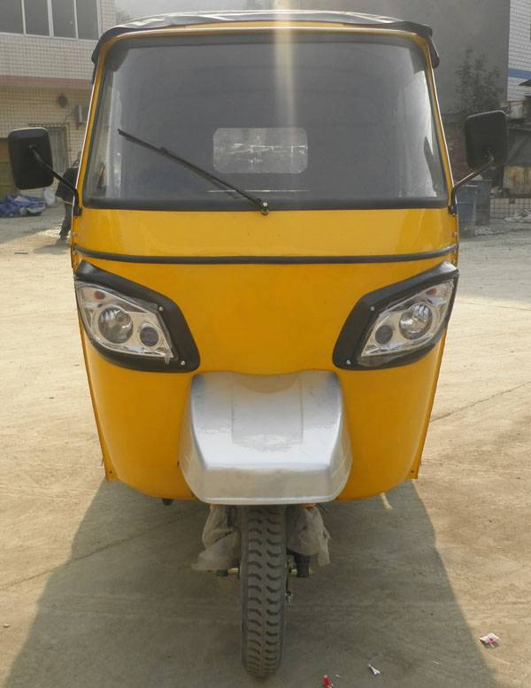 TVS Tricycle with rear engine, Taxi Tricycle, Moto Taxi, Passenger Tricycle