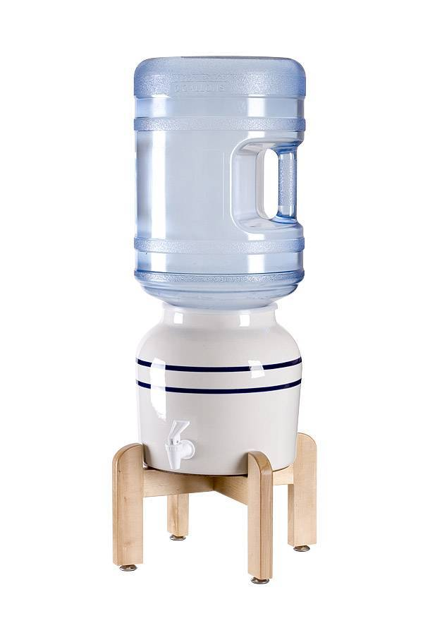 our ceramics dispenser are good qualtiy with one water tap