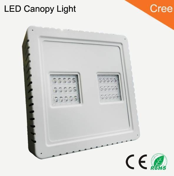 the newest canpoy gas station led light CREE 90W
