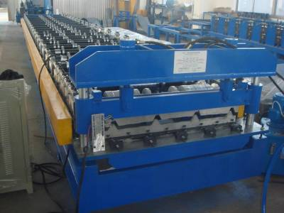 Sell Trapezoidal Sheets Roll Forming Machine