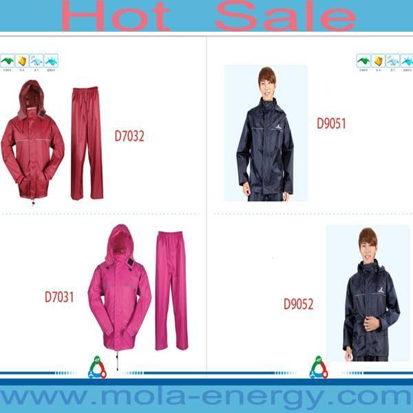 Top Quality Fashional Raincoat