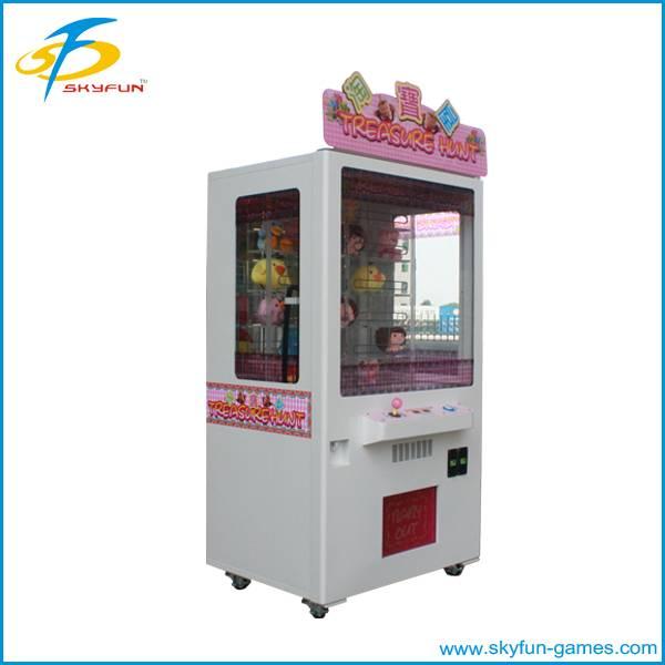 Arcade entertainment toy crane vending game machine
