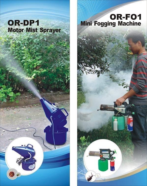 Home pest fogger//ULV Electrical Cold Fogging Sprayers