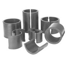 antimony graphite sealing rings with 85shore hardness