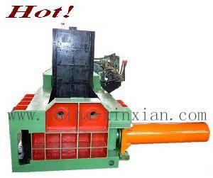 Y81T-125 Hydraulic Metal Baler