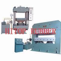 Rubber machine (Vulcanizer machine/Plate vulcanizer machine)