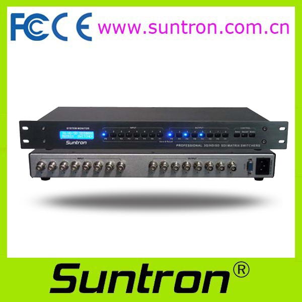 Suntron 3G SDI HD Matrix Switcher