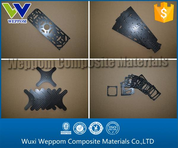 Cheap And Nice Carbon Fiber CNC Service