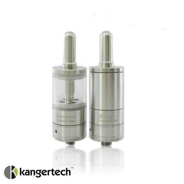 Best bottom dual coil tank Kanger Aerotank Mega and Mini
