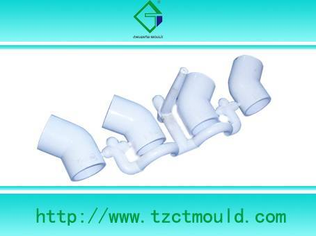 plastic pipe fittings mould