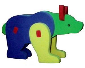 EVA cube-jigsaw puzzle