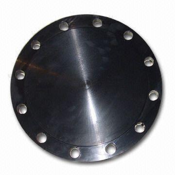 ASTM A105 Carbon Steel Blind Flange ASME B16.9, ANSI B16.5 Blind Flanges, Raised Face, 600LB, PN100
