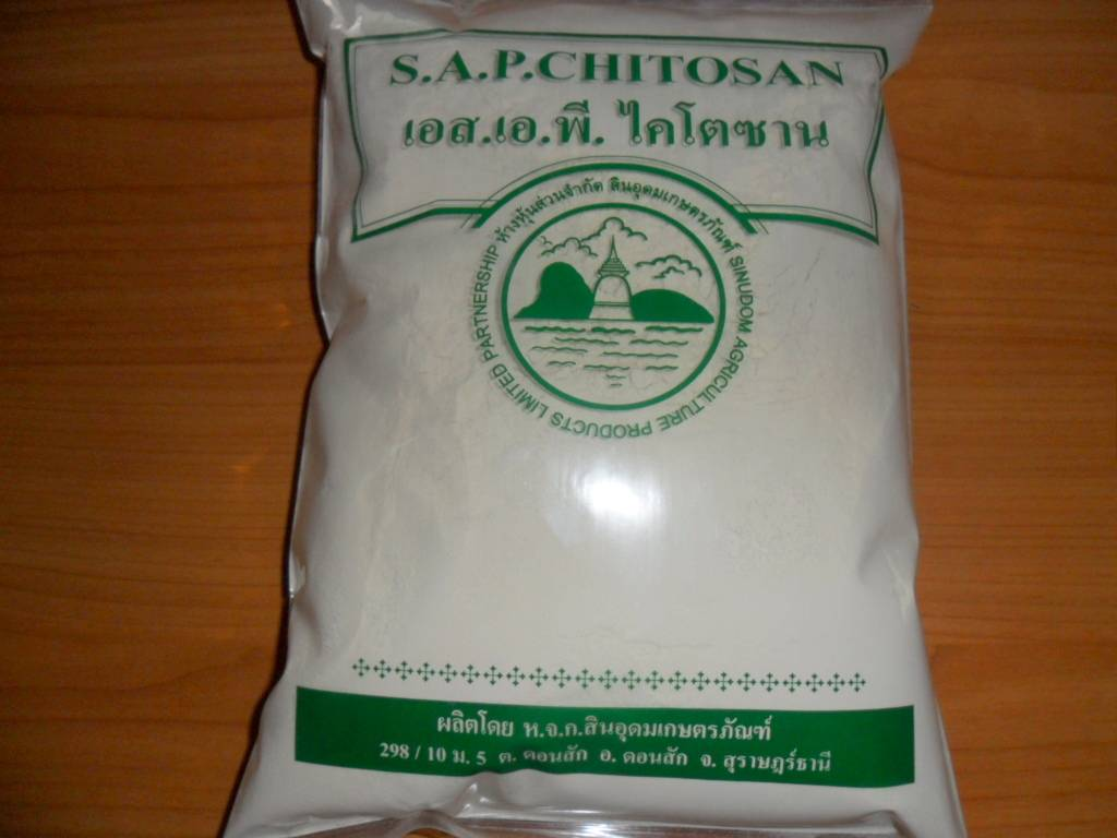 S.A.P.Chitosan Powder food grade