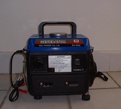 diesel/gasoline generators, engines, pumps