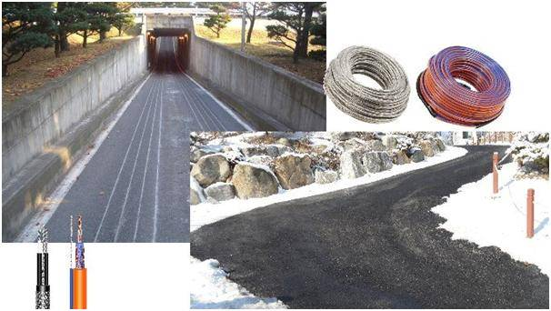 ENERPIA SNOW MELTING CABLE