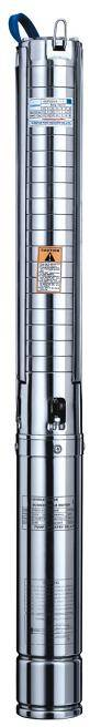 SP Series Stainless Steel Submersible Pumps